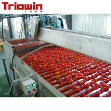 Full-automatic tomato paste making production plant/line