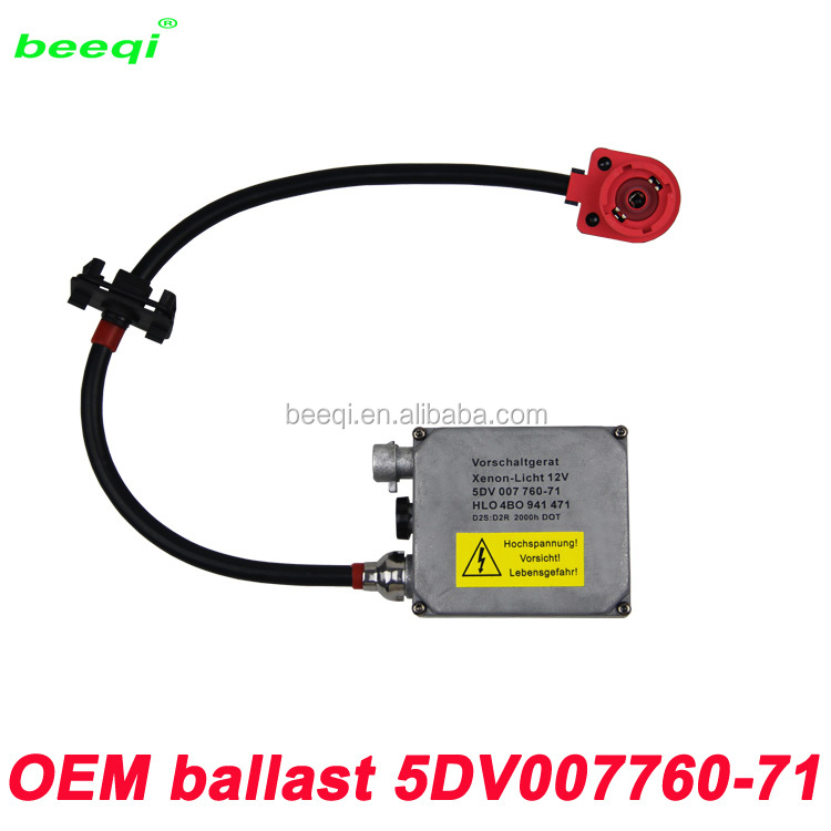 After market oem ballast 5DV007760-15 5DV007760-71 ,Apply to Audi ,C5