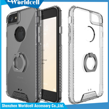 hybrid shock modern slim non-slip grip new design phone case for iphone7 plus