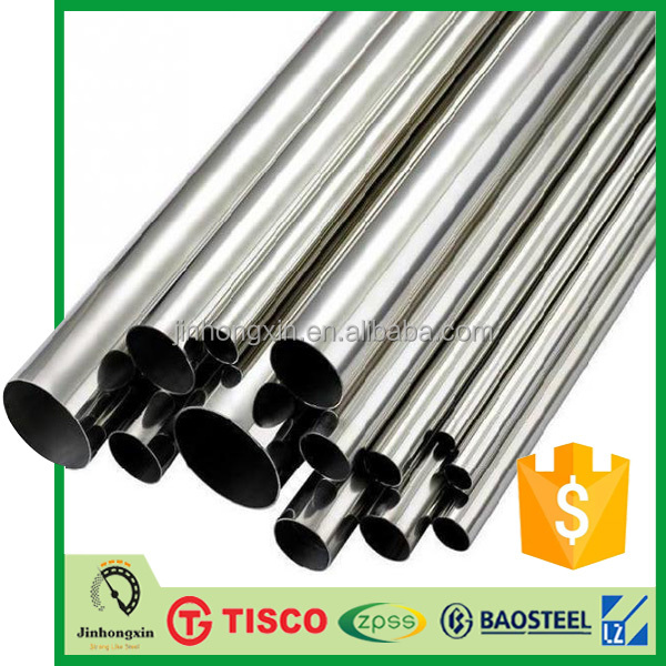 Schedule 10 Stainless Steel Pipe Pressure rating Cover Production line