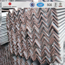 Hot rolled galvanized (HDG) steel angles/mild steel angle bar/iron(Manufacturer)