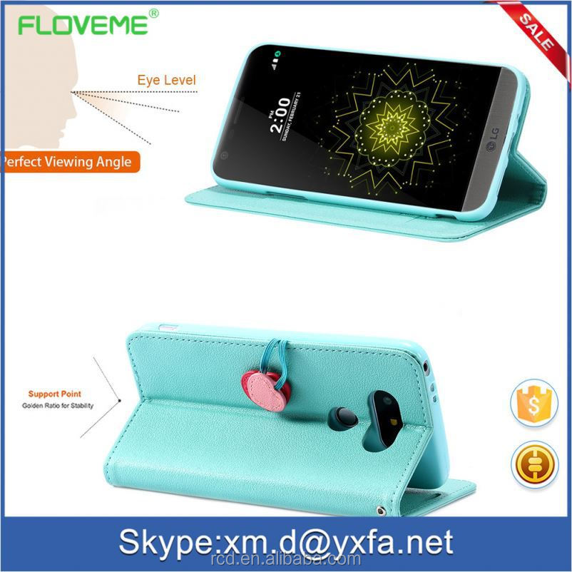 New Fashion Flip Leather Mobile Phone Wallet Cover Case for IPhone 5 5S Stand Design Smartphone Name Card Waterproof RCD00292