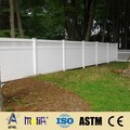 Zhejiang AFOL pvc privacy fence horse fence panel