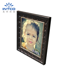 INTCO latest design antique plastic baby picture photo frame