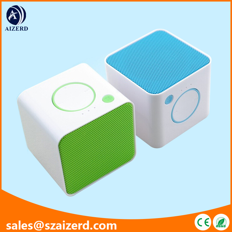 Newest Multifunctional Cube Wireless Bluetooth Speaker