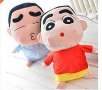 Crayon Stuffed Plush Doll,Custom Japanese Anime Action Figure for Best Gift Plush Doll Plush Toys Gift for Girl Friend