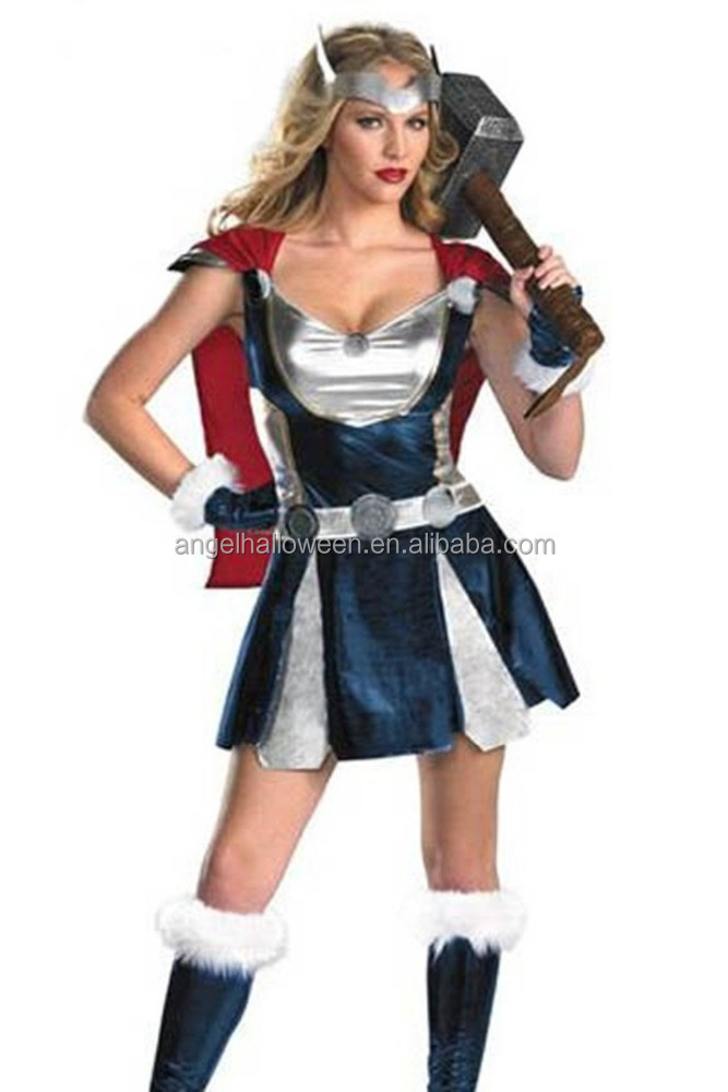 Cool cosplay marvel thor avengers costume halloween fancy dress costume AGC359