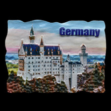 Directly Sale Germany Souvenir Gift Fridge Magnet