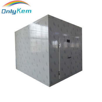 4.3x2.5x2.5m Freezer Cooler Combined Room