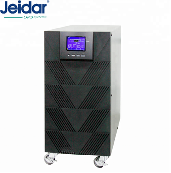 6kva low frequency Online UPS full digital control long run style single phase output 220V