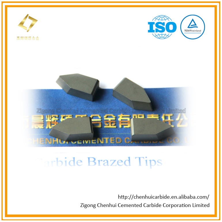 Hard Alloy P30 Tungsten Carbide Cutting Tips