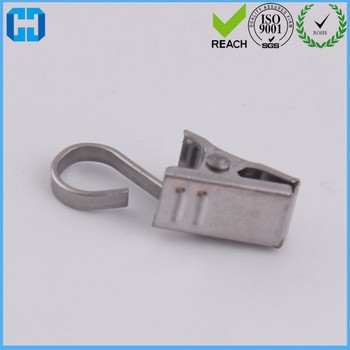 Hot Selling Metal Curtain Clips With Hook In Bulk Price
