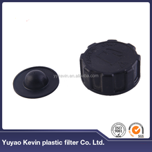 Sealing strong Internal thread durable in use plastic fuel tank cap lid