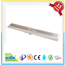 Hot sale top quality best price shower grate long channel drain