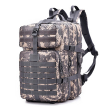 Camouflage 900DL Waterproof Oxford Multi-function 40L Tactical Backpack <strong>Bag</strong>