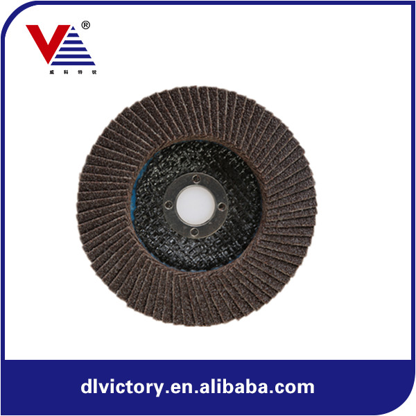 Stainless Steel Abrasive Cloth Polish Flap Disc