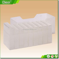 Clear Lenticular 3D Hard Folding Corrugated Plastic Box