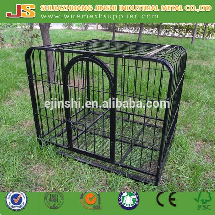 Foldable Suitcase Wire Metal outdoor dog kennels for sale