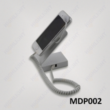 HIGHLIGHT MDP002 Mobile phone anti theft alarm security display stand charging security holder for cell phone