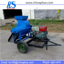 Rigid build corn thresher / Maize sheller with diesel engine