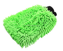 HIGH Quality Microfiber Cleaning Chenille Car Wash Glove