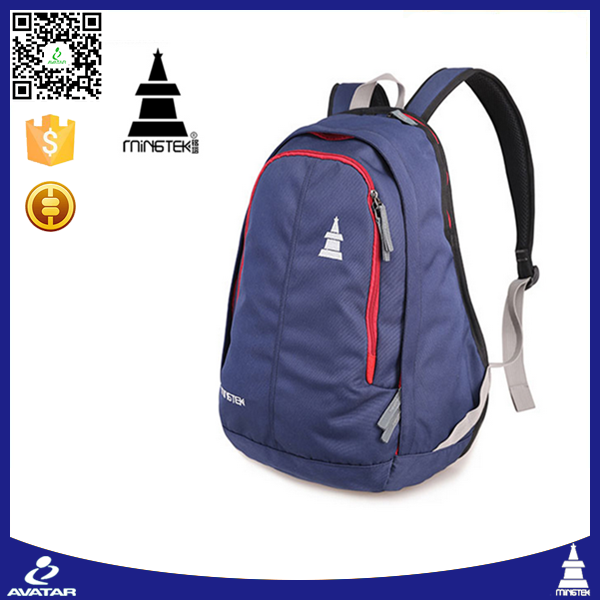 Guangzhou manufacturer durable canvas travel backpack fashion canvas backpack