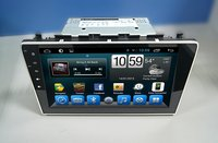 Android touch screen car dvd player for honda CRV, car GPS navigation , car GPS black box manufacturer from China