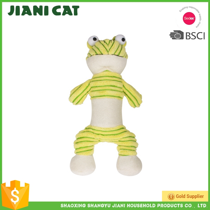 tear resistant factory supply stuffed animal pet toy