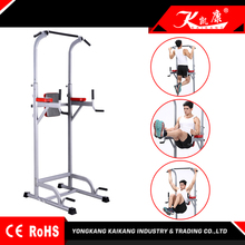 2016 Power Tower Multi-Station Gym Push Pull Up Dip Flex Bar Exercise Workout indoor fitness equipment