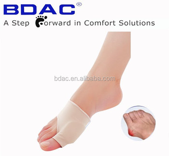 bunion sleeve gel toe socks