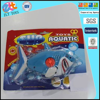 Children S Swimming Cartoon Animal Model