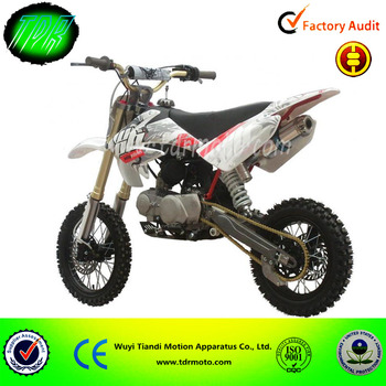 TDR 140cc Dirt Bike Off Road Motorcycle