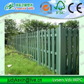 2014 HOT Sale!Eco-friendly,Anti-corrosion and Anti-aging wpc fencing