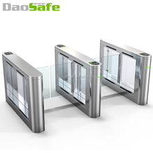Electronic Access Control China Manufacture Swing Gate Barrier For Supermarket