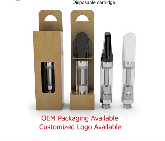 Accept Custom Order OEM&ODM Vape pen cartridge packaging