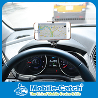 Mobile Phone Clamp Accessories, Multi Purpose Car Phone Holder 360 Universal Mount Holder, Hands Free Bike Mount Holder