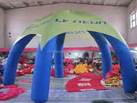 2015 good price inflatable car garage tent for advertising