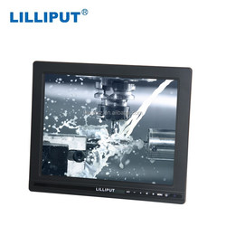 9.7 inch TFT LCD Industrial Monitor USB Touchscreen Monitor With HDMI Input