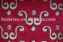 Top class good quality polyester fabric dye sofa fabric