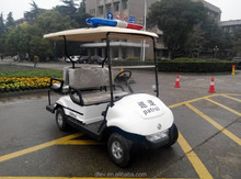 electric golf cart equiped with alarm lamp for sale