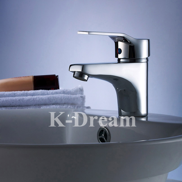 hot and cold mixer tap, single hole basin faucet KD-18F
