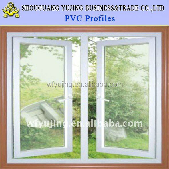 hard and soft pvc profile,plastic profile used in window