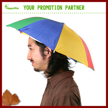 Promotional Custom Cheap Logo Printed Outdoor Umbrella End Cap Hat