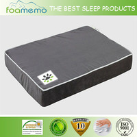 warmer shredded memory foam pet bed,pet mattress
