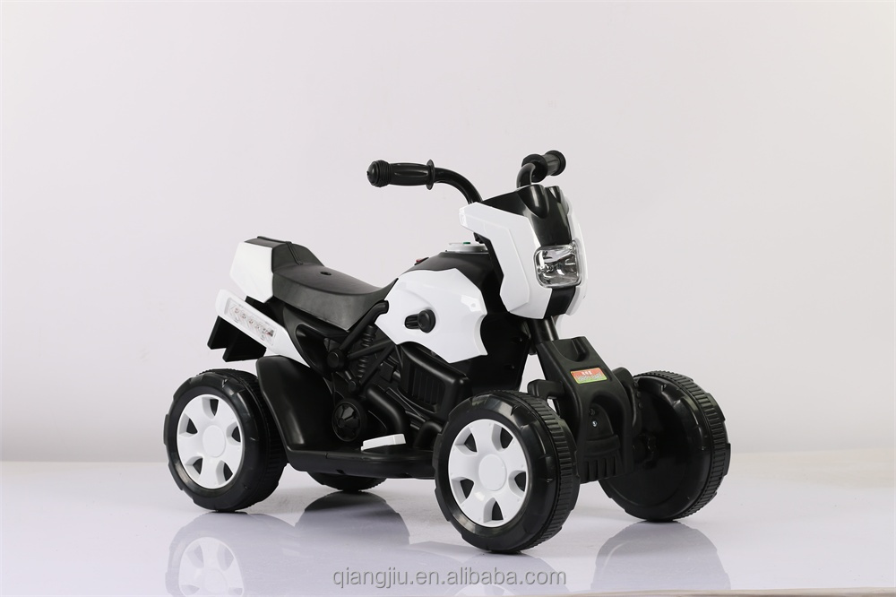 Kids 6 V Battery four wheels electric ride on toy motorcycle