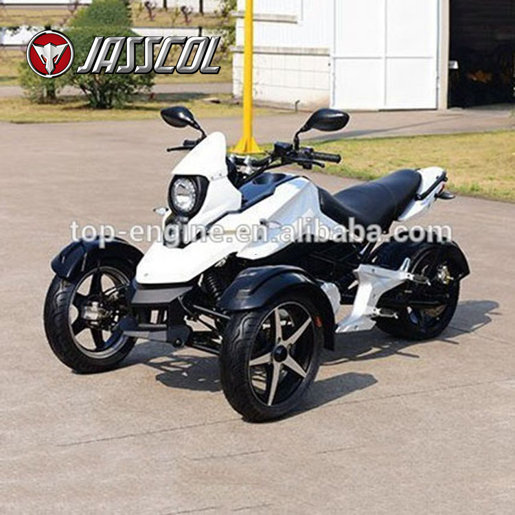 New arrive 200cc adult gas sport tricycle motorcycle 3 wheel atv