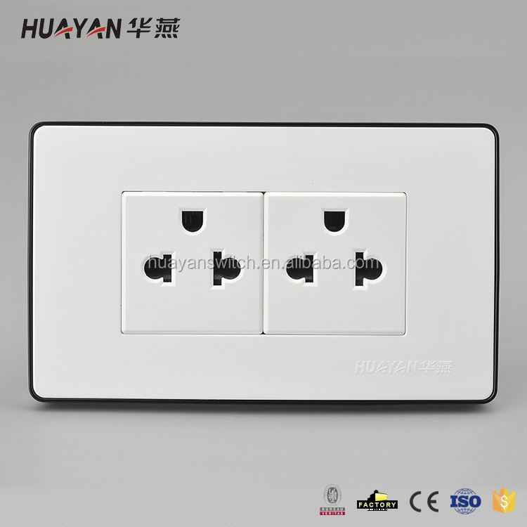 Latest super quality lan wall socket outlet directly sale