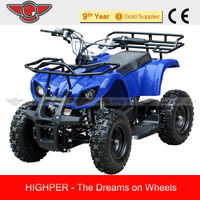 2013 New Model Automatic Mini ATV Quads For Kids