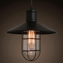 Loft Vintage Industrial Edison Chandelier Lighting Restaurant Hanging Lighting Fixtures Fancy Pendant Light CZ2626