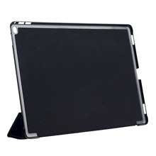 2016 stylish Leather stand tablet Case for Ipad air Pro